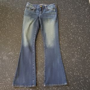 American Eagle Outfitters size 6 skinny kick jeans